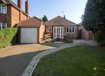 Thumbnail 3 bed detached bungalow for sale in Peterbrook Road, Shirley, Solihull