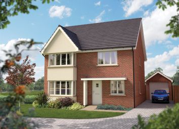 Thumbnail 4 bed detached house for sale in Longhedge, Old Sarum, Salisbury