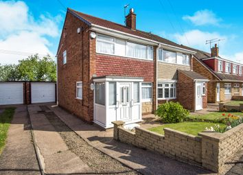 Thumbnail 3 bed semi-detached house for sale in Ridgestone Avenue, Bilton, Hull