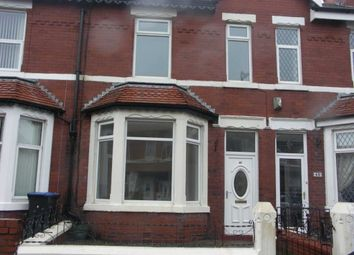 Thumbnail 3 bed terraced house for sale in Milton Street, Fleetwood