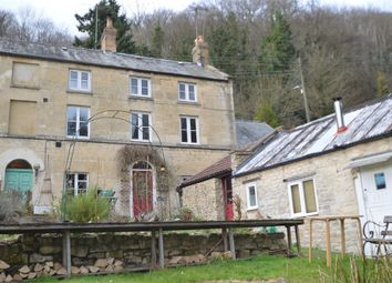 Thumbnail 3 bed end terrace house for sale in Rock Terrace, Ruscombe, Stroud, Gloucestershire