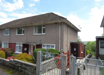 Thumbnail 2 bedroom flat for sale in Derllwyn Close, Tondu, Bridgend