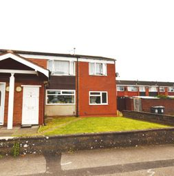 Thumbnail 3 bed flat for sale in Hedley Croft, Castle Vale, Birmingham