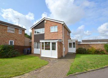 Thumbnail 3 bed detached house for sale in Reynard Way, Kingsthorpe, Northampton