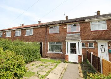 Thumbnail 3 bedroom terraced house for sale in Mill Hill, Little Hulton, Manchester