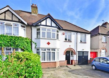 Thumbnail 2 bed flat for sale in Reigate Avenue, Sutton, Surrey