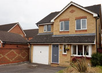 Thumbnail 4 bed detached house for sale in Butterside Road, Ashford