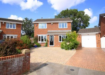 Thumbnail 3 bed detached house for sale in Merton Close, Darlington