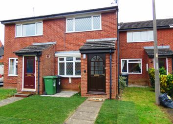 Thumbnail 2 bed terraced house to rent in Woodlands, Evesham