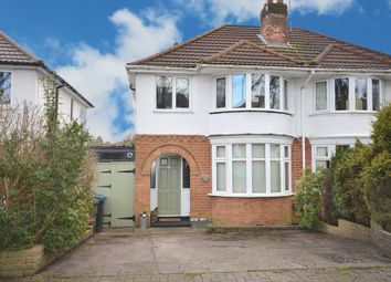 Thumbnail 3 bedroom semi-detached house for sale in Watwood Road, Birmingham