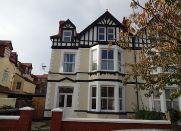 Thumbnail 1 bed flat to rent in Flat 3, Craig Y Don, Llandudno, Conwy