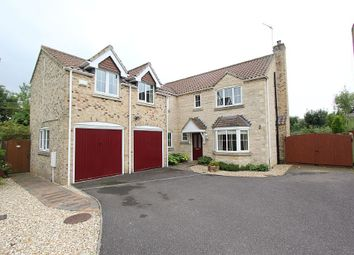 Thumbnail 5 bed detached house for sale in Lincoln Road, Dunston, Lincoln, Lincolnshire