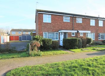 Thumbnail 3 bed end terrace house for sale in Silverfield, Broxbourne, Hertfordshire.