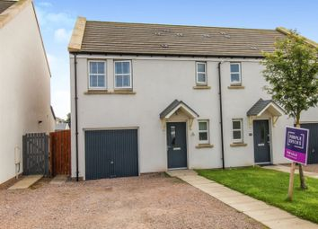 Thumbnail 3 bedroom semi-detached house for sale in Newlands Crescent, Cove