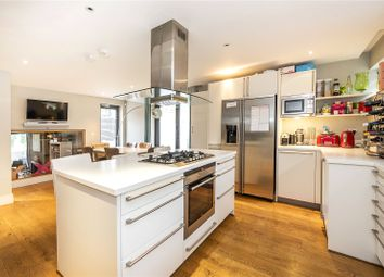 Thumbnail 3 bed end terrace house for sale in Shelgate Road, London