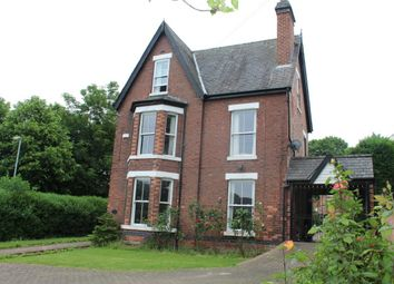 Thumbnail 4 bed detached house for sale in Newton Road, Burton Upon Trent