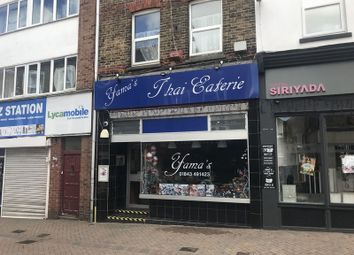 Restaurant/cafe for sale in High Street, Margate CT9