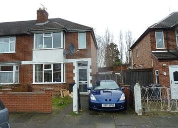 2 bed semi-detached house to rent in Totland Road, Woodgate, Leicester LE3