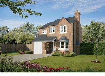 Thumbnail 3 bed detached house for sale in Rectory Lane, Standish, Greater Manchester