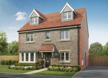 "Thumbnail 5 bed detached house for sale in ""The Fletcher"" at Moorslade Lane, Falfield, Wotton-Under-Edge"