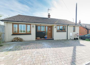 Thumbnail 3 bedroom detached bungalow for sale in Dawes Road, Dunkirk, Faversham