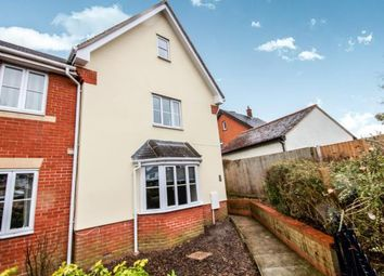 Thumbnail 4 bedroom end terrace house for sale in Tile Kiln, Chelmsford, Essex