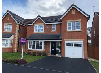 Thumbnail 4 bed detached house for sale in Pete Best Drive, Liverpool