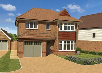 "Thumbnail 3 bed detached house for sale in ""Oxford Lifestyle"" at Priory Way, Tenterden"