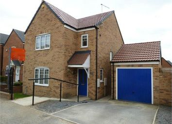 Thumbnail 3 bed detached house for sale in Lockwood Avenue, Birtley, Chester Le Street, Tyne And Wear