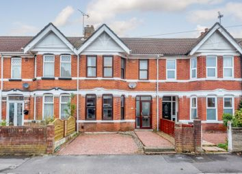 Thumbnail 3 bed terraced house for sale in Bishops Road, Itchen, Southampton