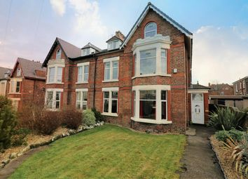Thumbnail 6 bed semi-detached house for sale in Holland Road, Wallasey