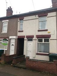 Thumbnail 3 bedroom terraced house to rent in Northfield Road, Coventry