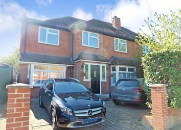 Thumbnail 4 bed semi-detached house for sale in Lower Swaines, Epping, Essex