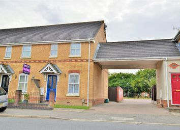 Thumbnail 2 bed end terrace house for sale in Derwent Road, Colchester