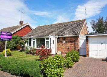 Thumbnail 2 bed detached bungalow for sale in Greenacres Ring, Angmering, Littlehampton