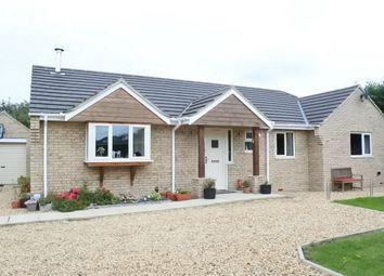 Thumbnail 3 bed detached bungalow for sale in Williams Close, Newborough, Peterborough, Cambridgeshire