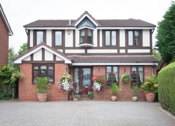 Thumbnail 4 bed detached house for sale in Hereford Way, Tamworth