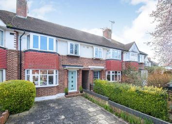Thumbnail 3 bed terraced house for sale in Old Manor Drive, Isleworth