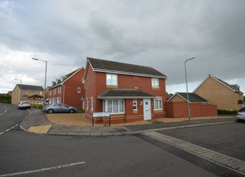 Thumbnail 3 bed detached house to rent in Haydock Close, Corby