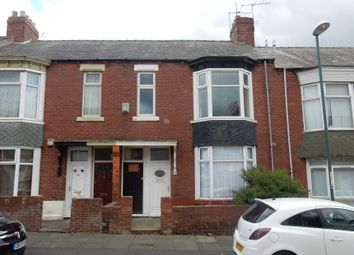 Thumbnail 2 bed flat for sale in 59 Richmond Road, South Shields, Tyne And Wear