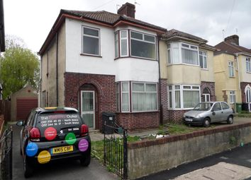 Thumbnail 4 bedroom semi-detached house to rent in Gloucester Road North, Filton, Bristol