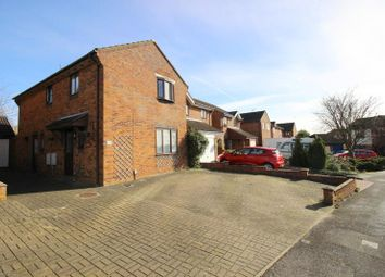 Thumbnail 4 bed detached house for sale in Boundary Close, Upper Stratton, Swindon