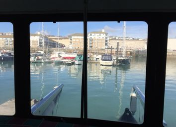 Thumbnail 4 bed houseboat for sale in Eastern Concourse, Brighton Marina Village, Brighton