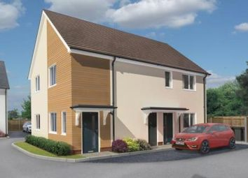 Thumbnail 2 bed flat for sale in Blandford Road, Upton, Poole