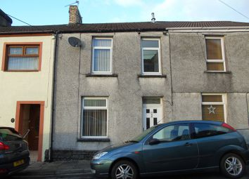 Thumbnail 3 bed terraced house for sale in Jones Street, Cilfynydd, Pontypridd