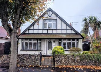 Thumbnail 3 bedroom bungalow for sale in South Avenue, Southend-On-Sea