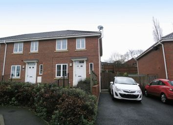 Thumbnail 3 bed terraced house for sale in The Breeze, Brierley Hill