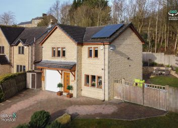 Thumbnail 4 bed detached house for sale in Sycamores, Ball Grove Drive, Colne
