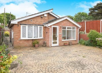 Thumbnail 3 bed bungalow for sale in Pine Close, Wolverhampton
