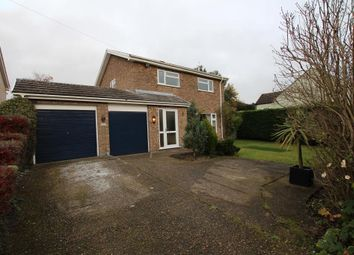 Thumbnail 3 bed detached house for sale in Broad Piece, Soham, Ely